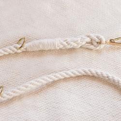 smycz ze sznura