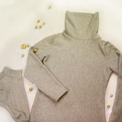 zimowy sweter dla psa