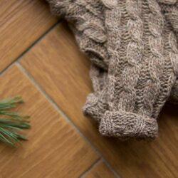 wełniany sweter dla charcika