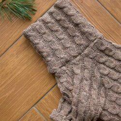 sweter dla psa wełniany