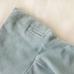 błękitna bluza dla charcika