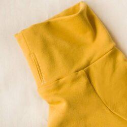 żółta bluza dla charcika